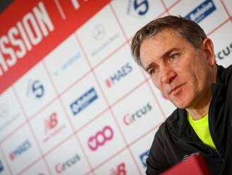 """Geplaagde Standard-coach Montanier: """"Voel steun van de groep nog"""""""