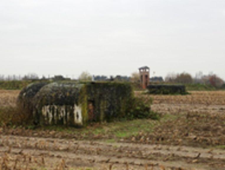 Bunker Willebroek bij Fort Breendonk