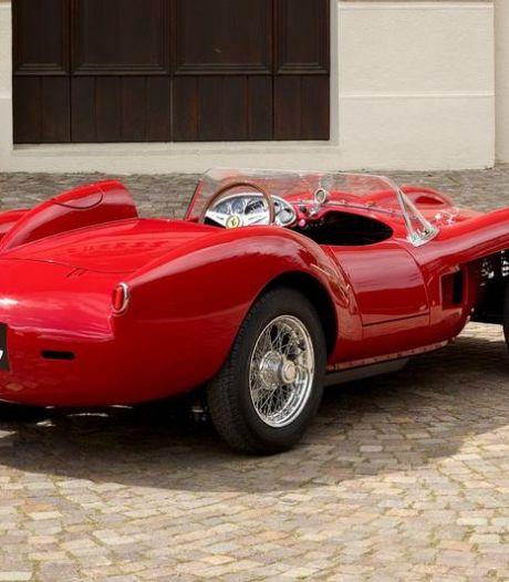 Deze speelgoed-Ferrari is duurder dan een nieuwe Porsche Taycan