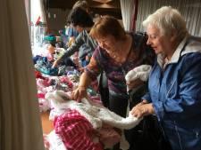 Honderden 'klanten' op Weggeefdag in Vianen
