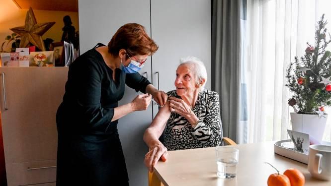 Derde prik in Vlaamse woonzorgcentra vanaf 4 oktober, plaatselijk mogelijk al vroeger