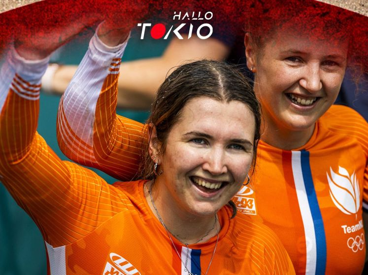 BMX'er Laura Smulders uitgeschakeld, maar zusje Merel pakt brons