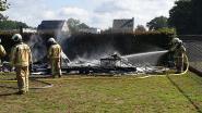 Caravan gaat in vlammen op: gemeente zoekt onderdak voor bewoners