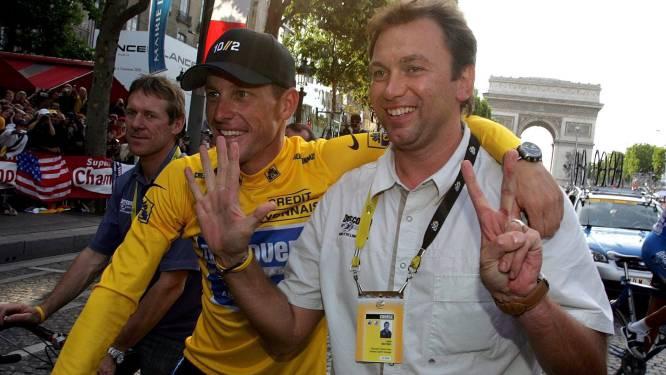 """Bruyneel over Armstrong: """"Lance was met of zonder doping de beste van zijn generatie"""""""