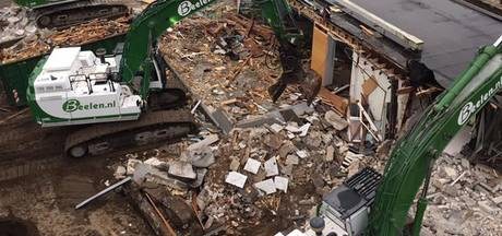 Timelapse: ProRail bouwt loopbrug en sloopt stationsgebouw Driebergen-Zeist