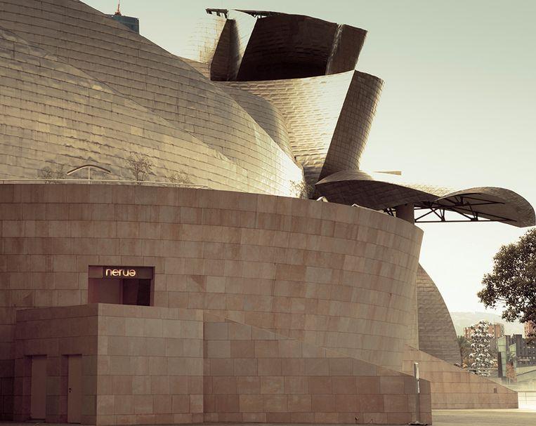 Nerua, aan het Guggenheim in Bilbao. Beeld Nerua