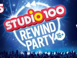 Studio 100 kondigt derde en laatste Rewind Party met Spring aan in het Sportpaleis