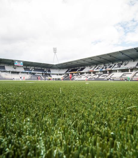 Roparun gaat door stadion Heracles