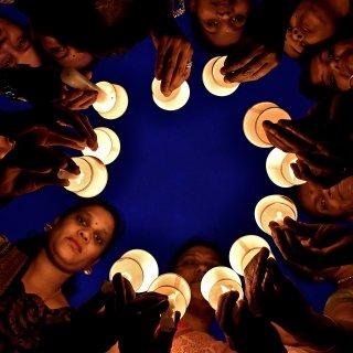 Moslims Sri Lanka zetten zich schrap voor vergelding
