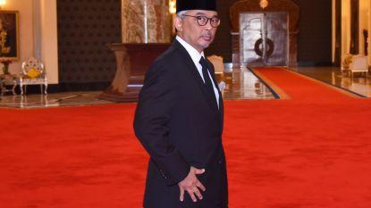 Sultan Abdullah is de nieuwe koning van Maleisië