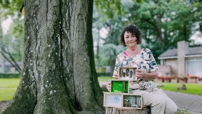 Bewoners Ericapark exposeren in 40 kistjes hun woonbeleving