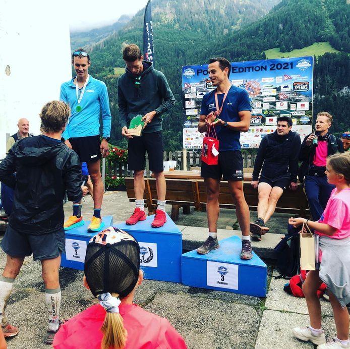 Huub van Noorden Nederlands trail kampioen.