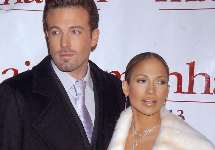 Ben Affleck en Jennifer Lopez
