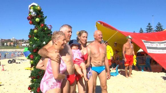 Kerst in Australië.