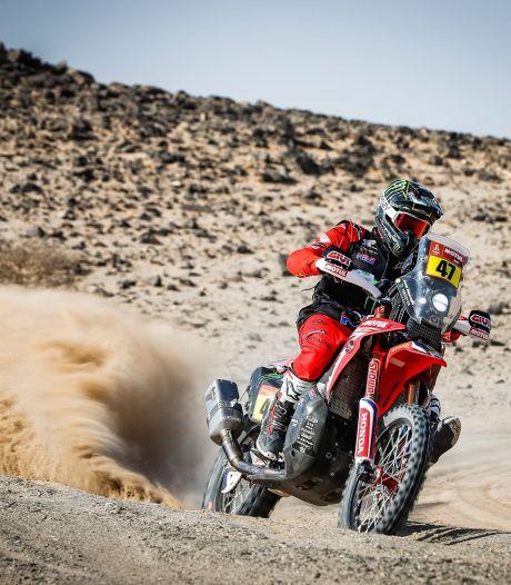 Benavides fait coup double dans la 5e étape du Dakar