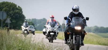 Motorrijders komen zelf in actie tegen geluidsoverlast