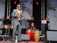Salsa-ouverture bij Jazz in Duketown