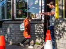 Scholen maand open: besmettingscijfers 'binnen de perken', waakzaamheid blijft geboden