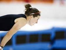 Wüst worstelt op olympische route