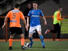 Alflen ziet herstel bij Helmond Sport in Volendam: 'We zijn tot het einde in de wedstrijd gebleven'