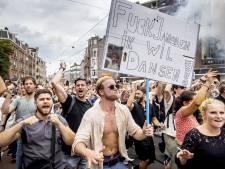 Routes bekend van protestactie Unmute Us op zaterdag