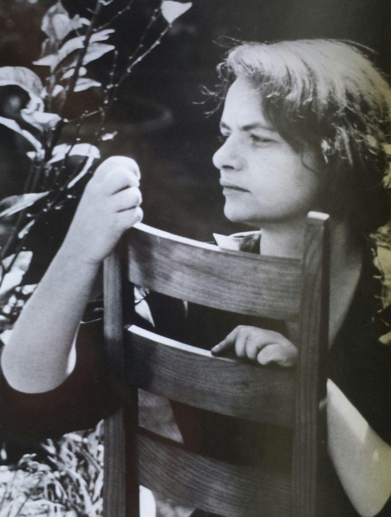 Elsa Morante Beeld