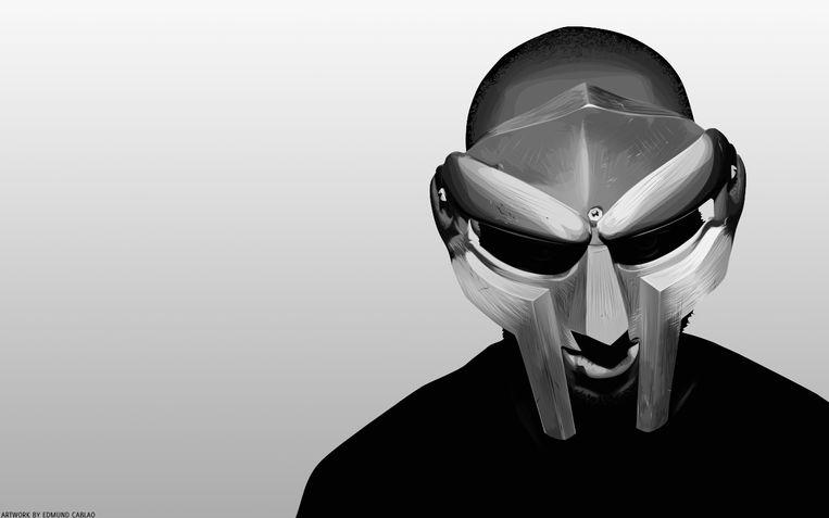 MF Doom. Beeld rv