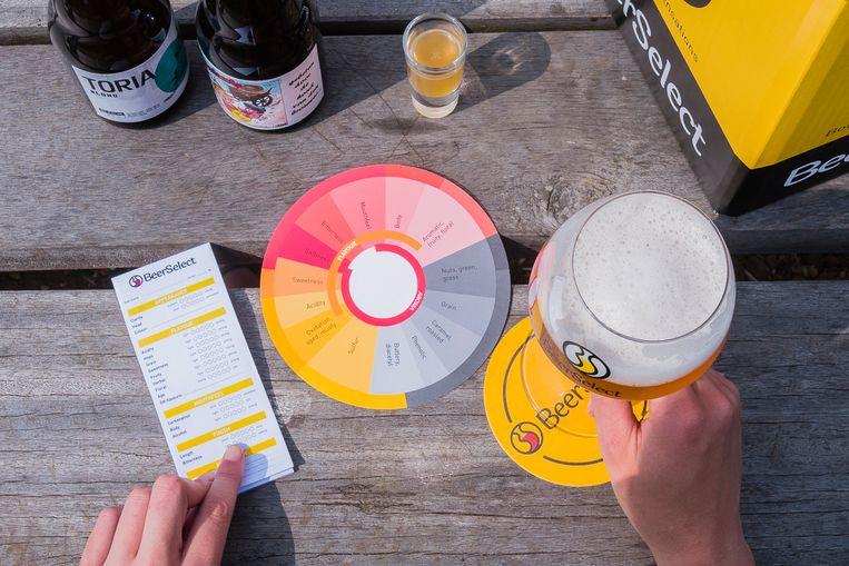 BeerSelect is een lokaal brouwhuis in Gent, waar kleine bierbrouwers vanaf deze zomer op grote schaal kunnen produceren. Beeld RV
