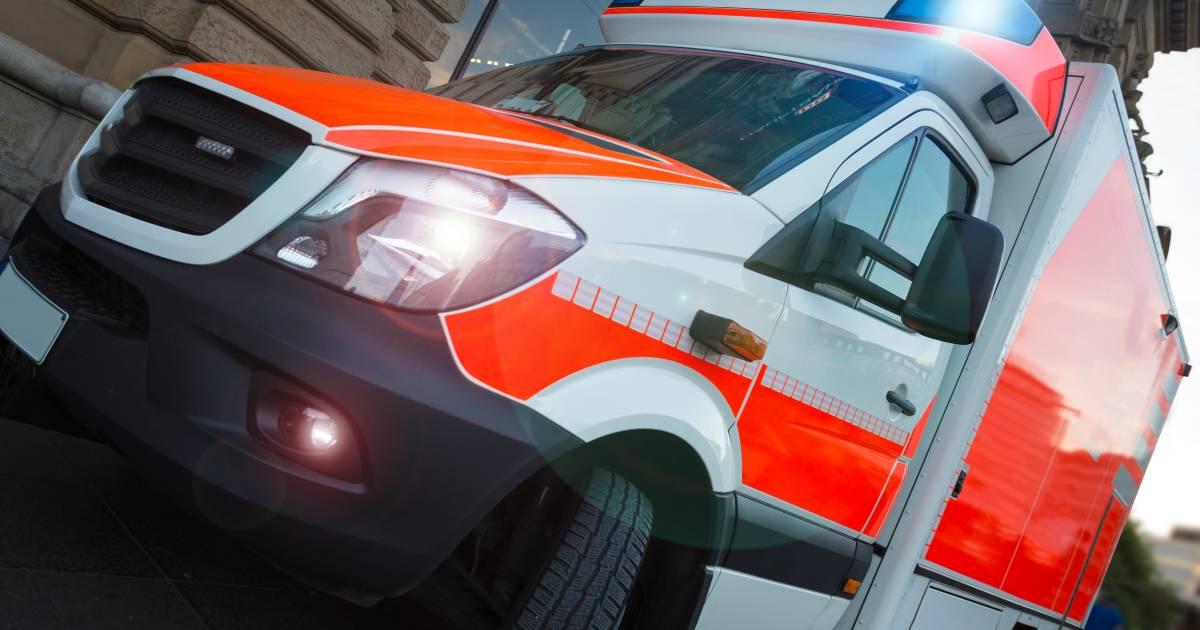 Enschedeër en Lossernaar gewond bij ongeval in Gronau.