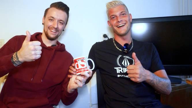 Fabio en Timo uit Lelystad werken mee aan wereldrecord Harder Styles, een uitweg in inktzwarte tijden