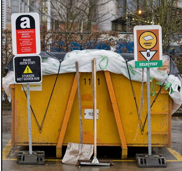 Een mobiele versie van de gekende recyclageparken is op komst