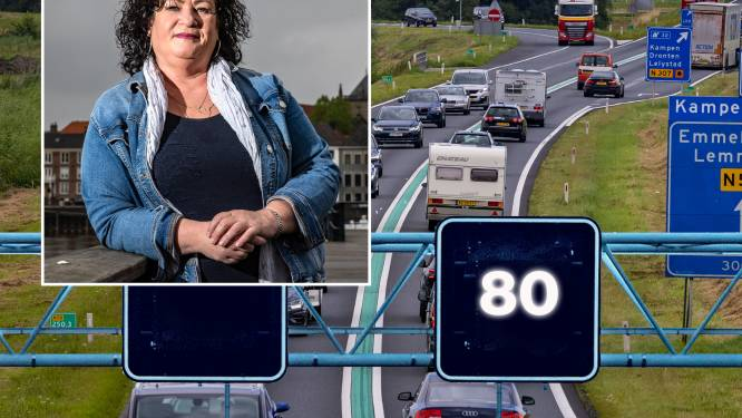 BBB-Kamerlid Van der Plas: 'Uitstel verbreding N50 is spelen met mensenlevens'