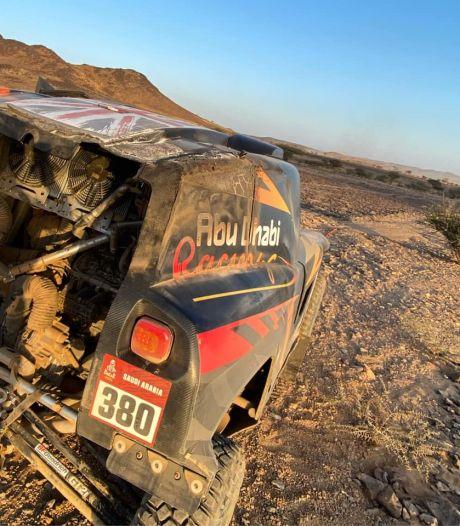 Wouter Rosegaar en Erik van Loon lotgenoten op zwarte Dakar-dag