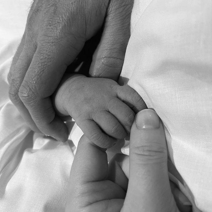 Britse prinses Eugenie verwelkomt eerste kind baby