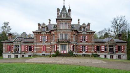 Hof Ter Laken straks openbaar wandelpark