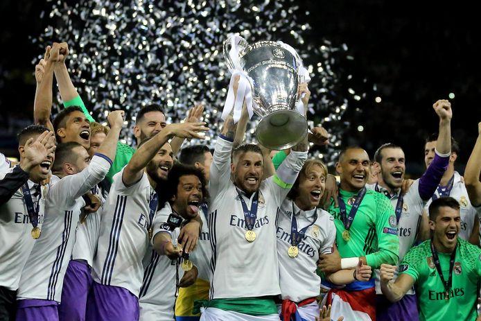Real Madrid schakelde in 2017 Bayern in de kwartfinale uit en gingen er uiteindelijk, als derde club die de Duitsers elimineerde in de kwartfinale, vandoor met de winst van de Champions League.
