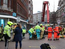 Man (43) die drie medewerkers van Albert Heijn bij Grote Marktstraat neerstak verdacht van poging doodslag