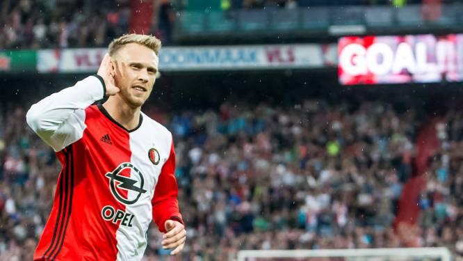Koploper Feyenoord blijft maar winnen
