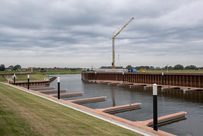 Noorderhaven in Zutphen.