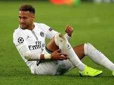 Neymar twee dagen van slag na nieuwe breuk