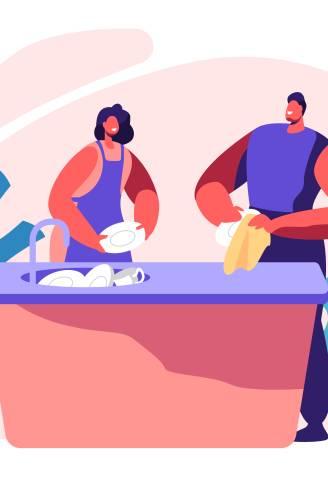 Hoe groot is de impact van een onevenwichtige verdeling van het huishouden? Een prof en therapeut lichten toe