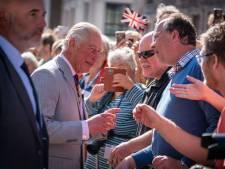 Prins Charles diep onder de indruk van de restauratie van Eusebiuskerk in Arnhem