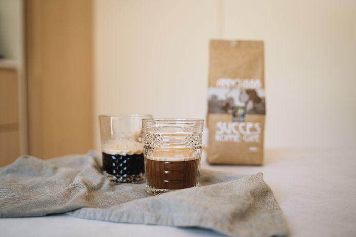 Succes Koffie lanceert haar 'smaken van Succes', een koffie experience box waardoor je laagdrempelig kennis kan maken met de verschillende smaken van de Succes Koffies