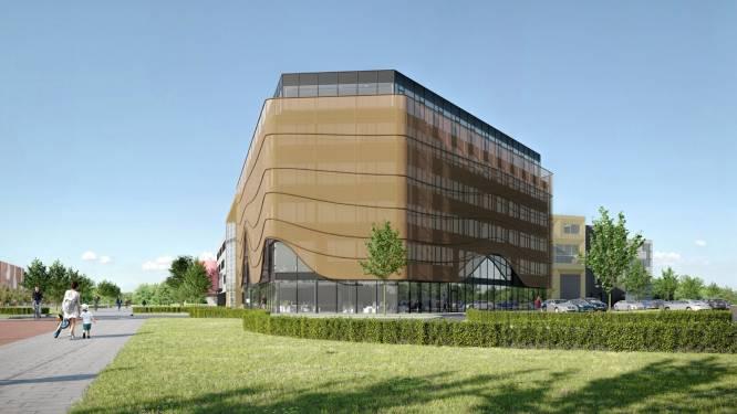 Bouw van de hogeschool in Dordrecht officieel van start