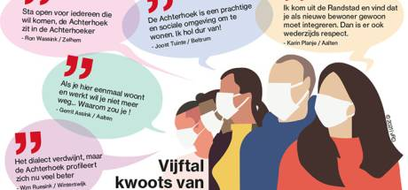 Achterhoekers verdeeld over komst Randstedelingen: 'Klagen alleen maar over lawaai en stinkende mest'