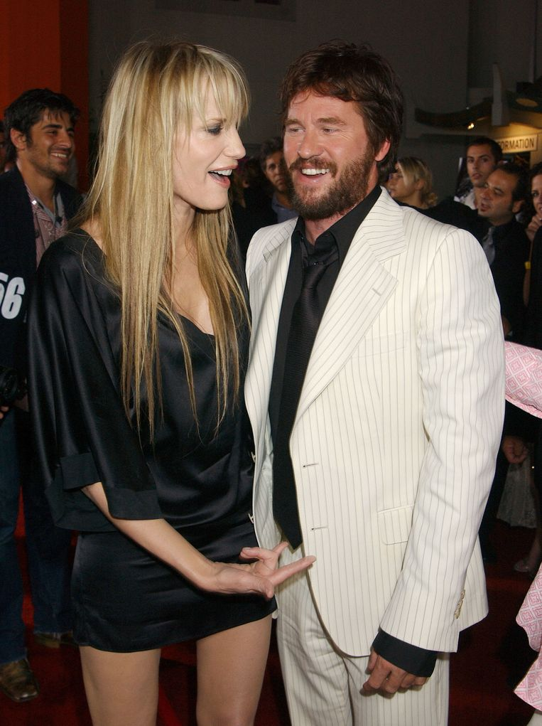 Val Kilmer was smoorverliefd op Daryl Hannah.