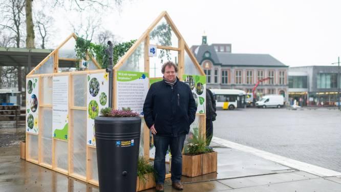 Groenbouwers lanceert acties voor minder verharding, meer groen en meer opvang van water in Wilrijkse straten