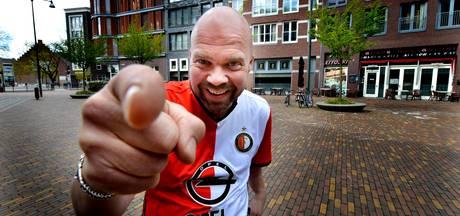 Veenendaler wil met zijn trompet de ziel van Rotterdammers raken