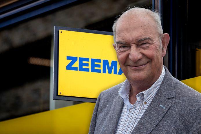 Jan Zeeman, oprichter van winkelketen Zeeman.