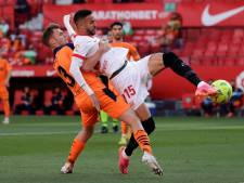 Sevilla, De Jong en Rekik blijven hopen op ultieme stunt na zege op Valencia en Cillessen